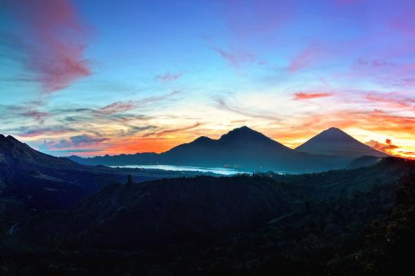 Sunrise-Kintamani