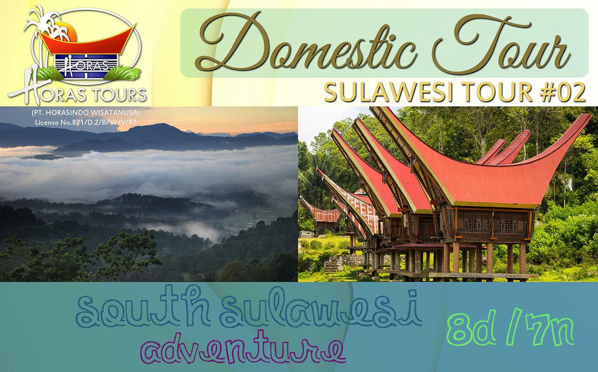 South Sulawesi Torajaland Adventure