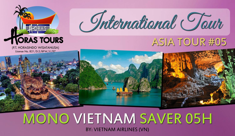 Vietnam Tour Hemat