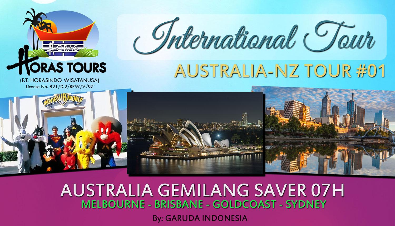 Australia Gemilang Tour