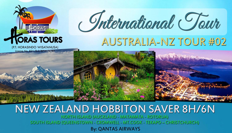 Hobbit New Zealand Tour