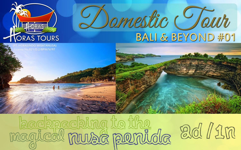 Backpacking to Nusa Penida